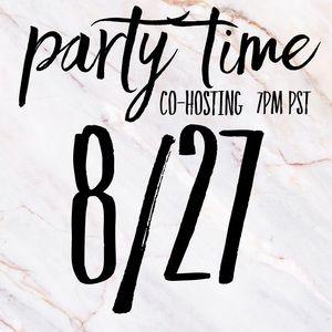 Co-Hosting 8/27 Theme TBD